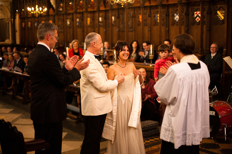Exeter College Oxford Wedding 2
