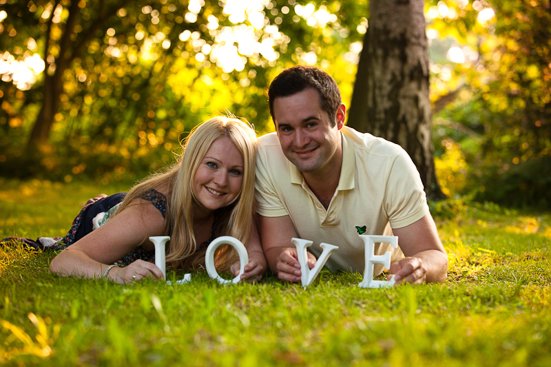 Gloucestershire Pre Wedding Shoot