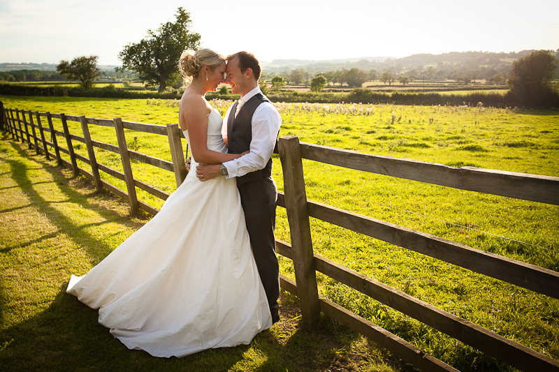Hyde Barn Cotswolds Wedding Photographer