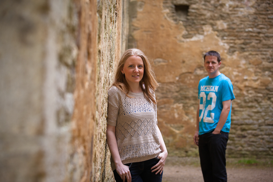 Minster Lovell Pre Wedding Shoot