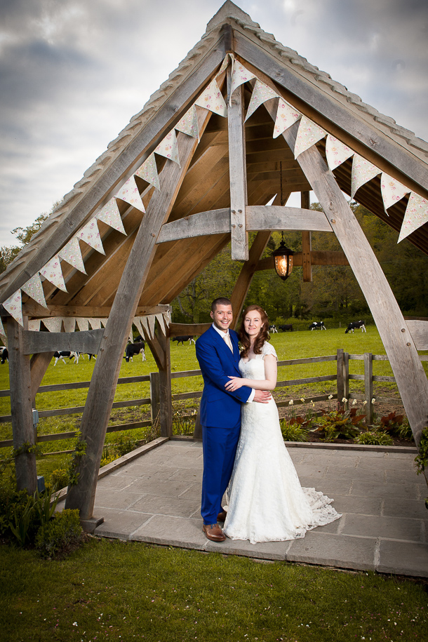Hyde Barn Stow Wedding Photographer