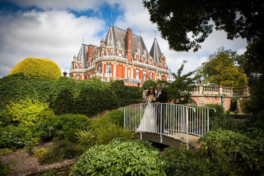Chateau Impney Wedding Photographer