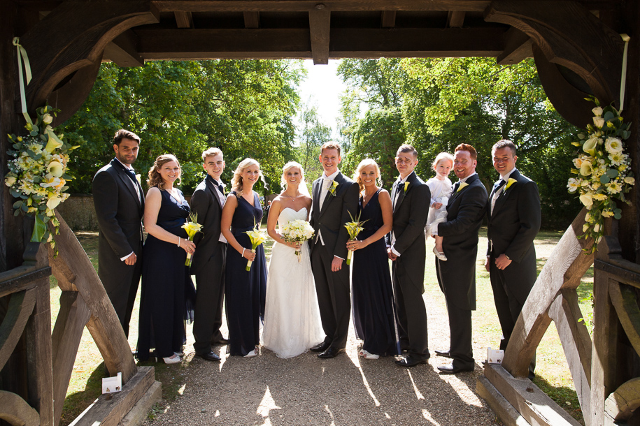Lower Slaughter Wedding Photographer