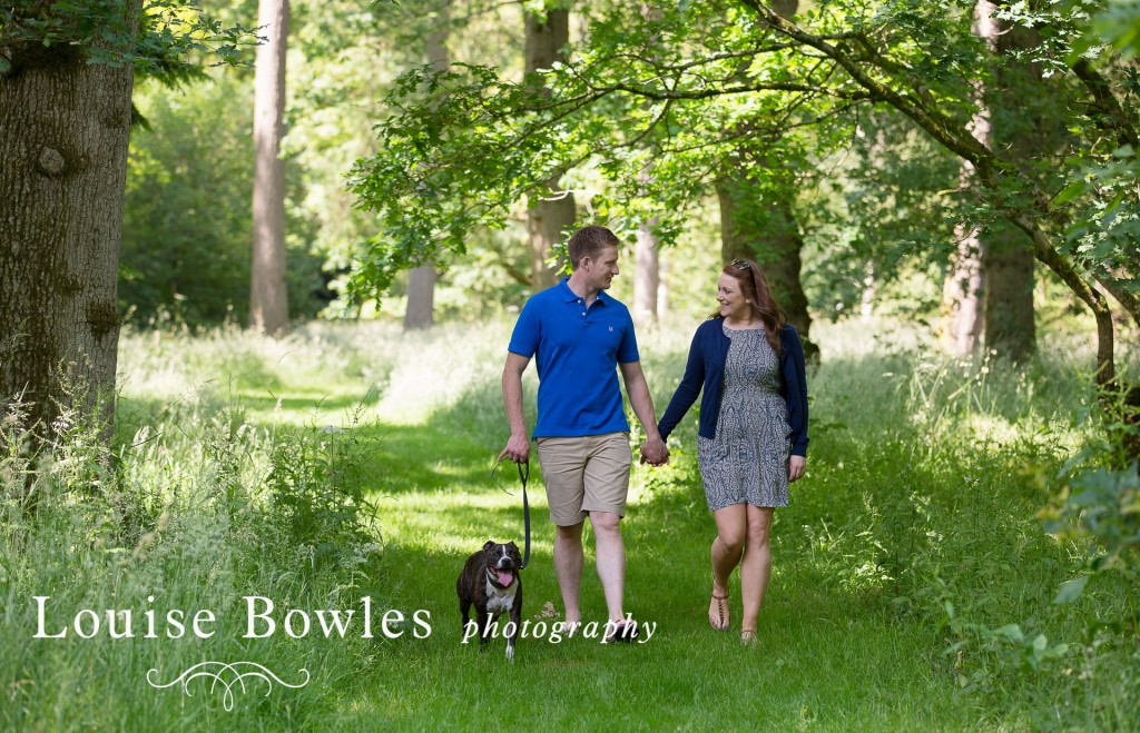 Westonbirt Pre Wedding Shoot