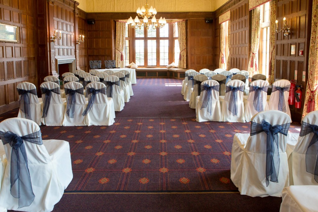 Dumbleton Hall Wedding Photographer
