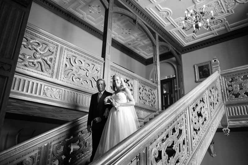 Eynsham Hall Wedding Photographer
