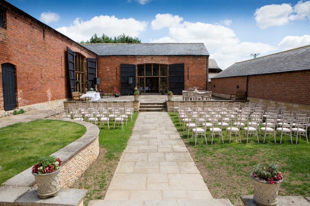Mickleton Hills Farm Wedding Photographer