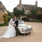 Hidcote Manor Wedding Photographer