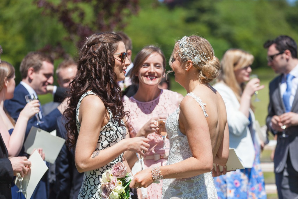 Hyde Barn Wedding Photography