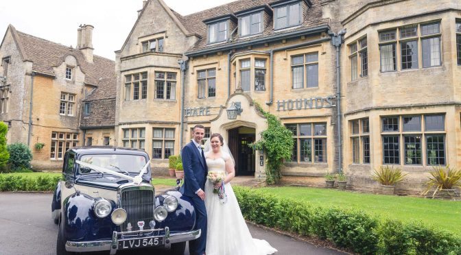 Vicky & George | Hare & Hounds Wedding Tetbury