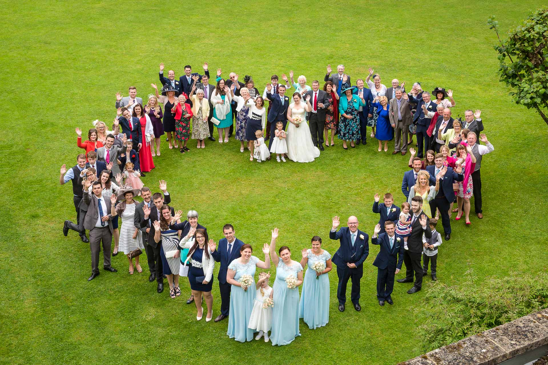 Hare & Hounds Wedding Photographer