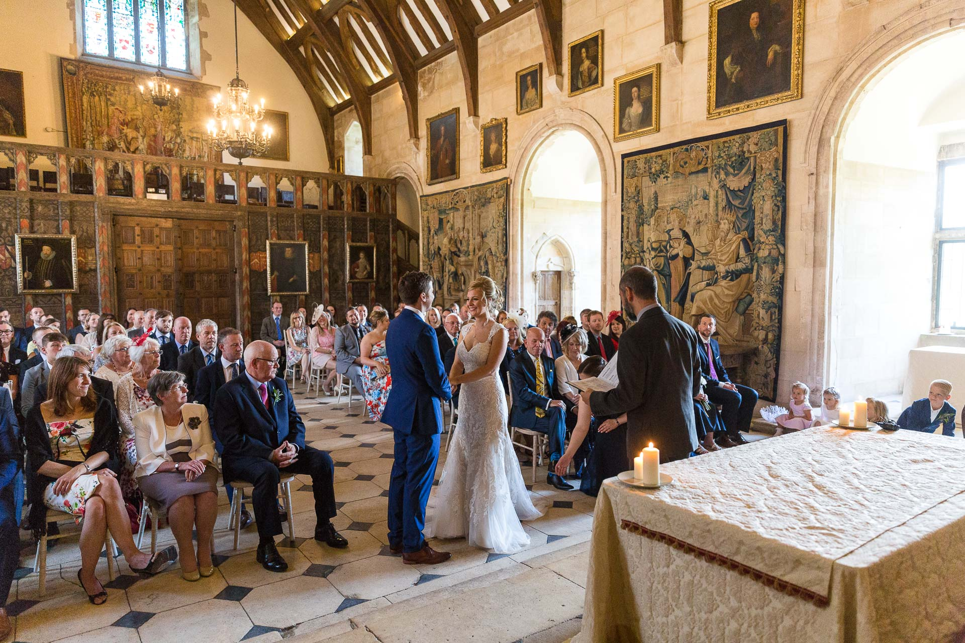 Berkeley Castle Wedding Photographer