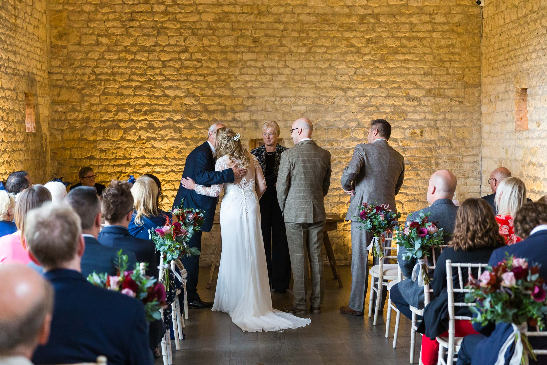 Lapstone Barn Wedding Photography