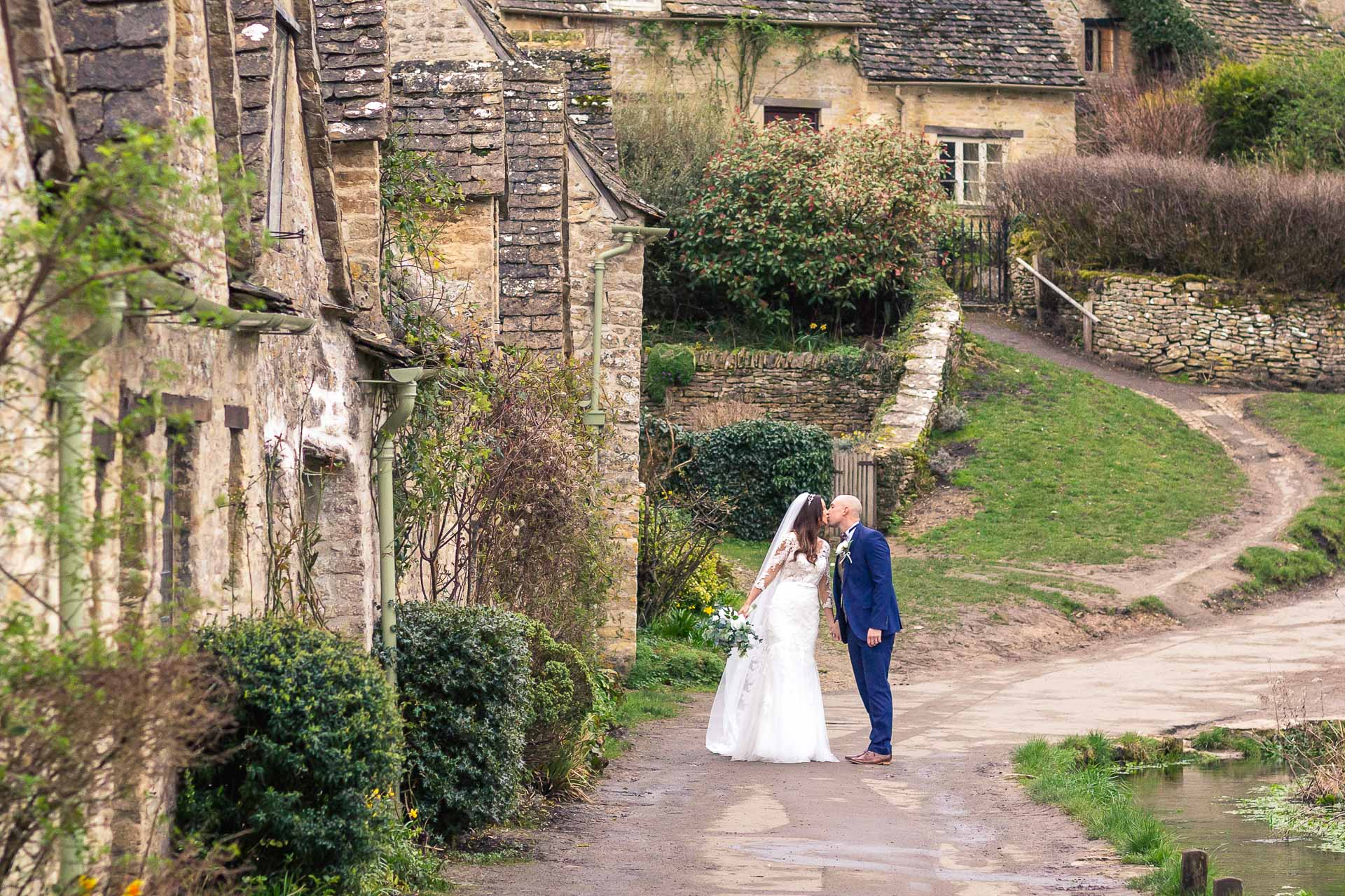 Swan Hotel Bibury Wedding