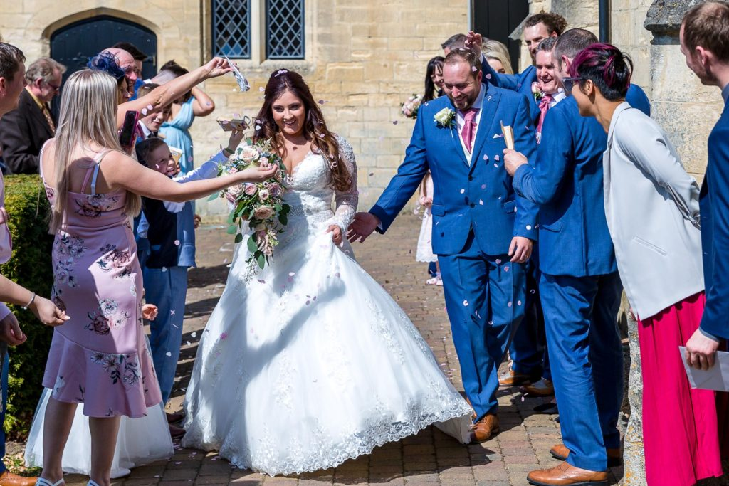 Ellenborough Park Hotel Wedding