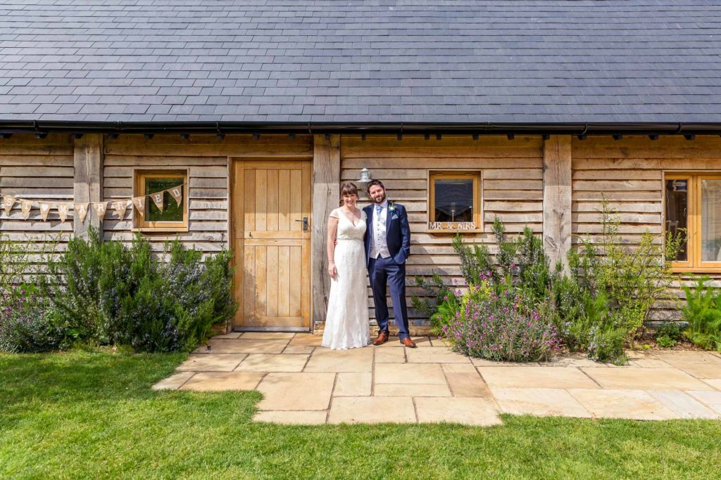 Barn at Upcote Wedding