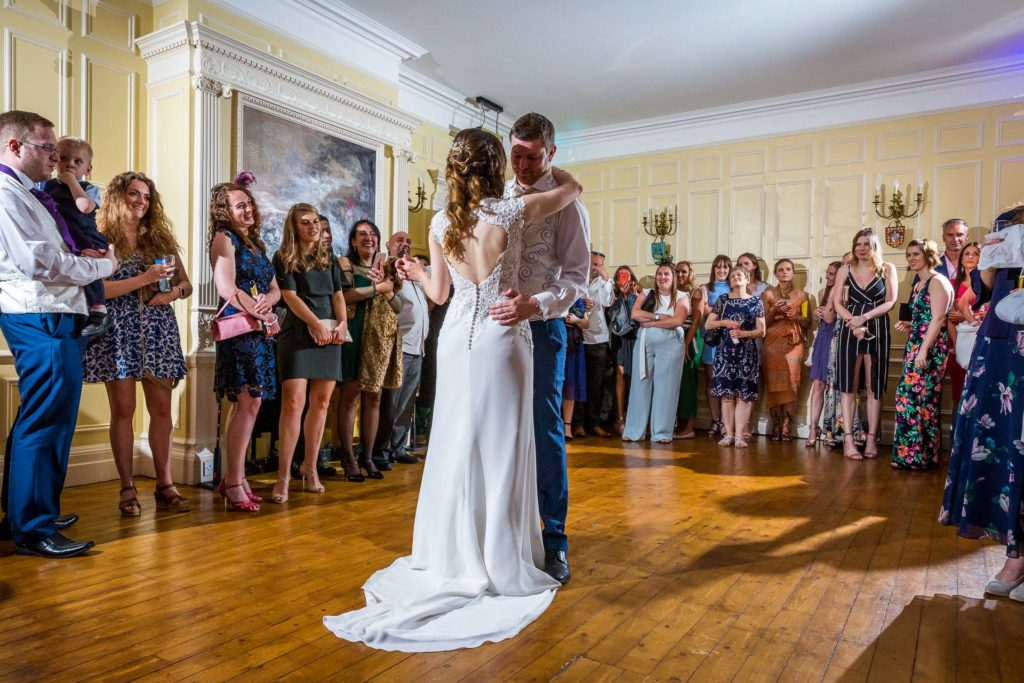 Middle Aston House Wedding