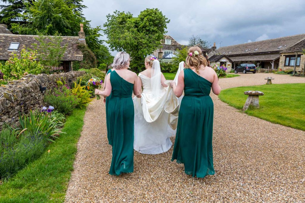 Great Tythe Barn Wedding