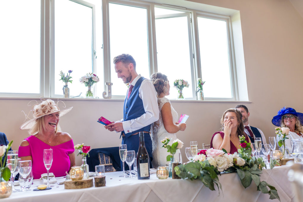 Hyde House Wedding