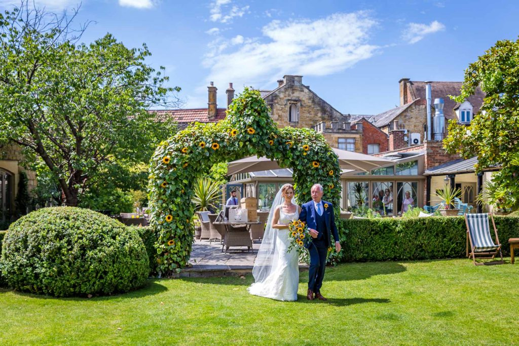 Manor House Hotel Wedding