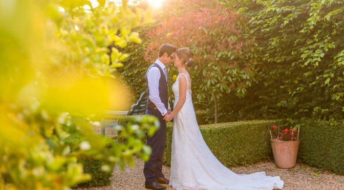 Manor House Hotel Wedding | Jennifer & Lee